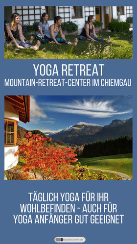 Yoga Retreat in den Bergen
