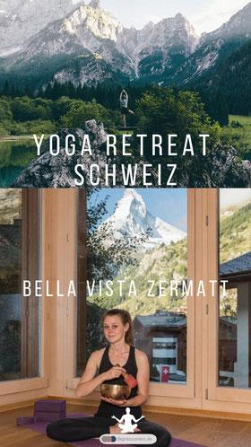 Yoga Retreat im 3* Superior Hotel Bella Vista Zermatt, Schweiz - Fotoquelle: bellavista-zermatt.ch