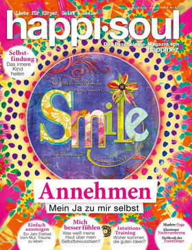 Happinez Magazin - Annehmen