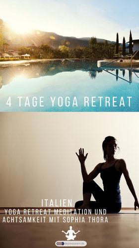 Yoga & Wellness-Hotel Schwarzschmied - 4 Tage Yoga Retreat Lana, Südtirol, Italien