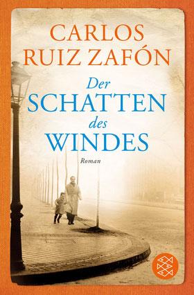 Band 1 2001 Der Schatten des Windes von Carlos Ruiz Zafón  - Bestseller