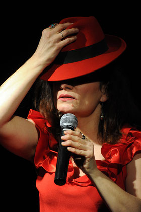 Pascale Charreton chanteuse auteure de Lyon, photo Charly Jurine