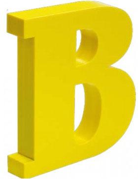 3D Buchstaben, 19mm Acrylox, Fassadenbeschriftung, Werbebuchstaben, Schilder, Acryl, Buchstaben, Werbung, Werbetechnik, Beschriftung, Fräsbuchstaben, Reliefbuchstaben,