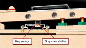 Silent Piano sensor Yamaha
