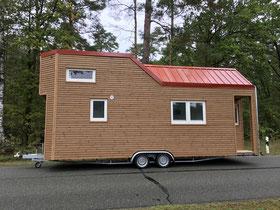 Ein rollendes Tinyhouse (Foto: David Pilgrim)