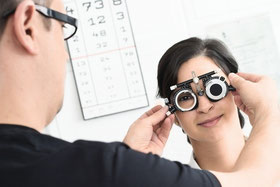 klassische Augenglasbestimmung