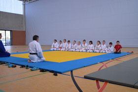 Training der Jüngsten