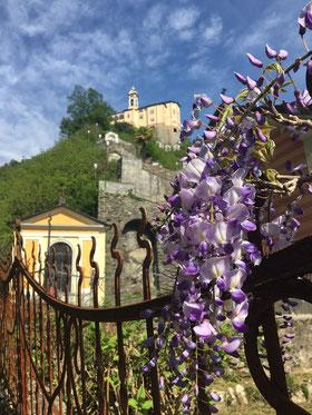 Madonna del Sasso in Locarno