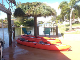 Kayaks - Villa Coral Laguna