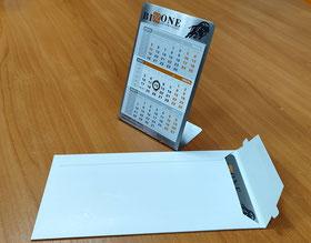 Конверты для металлических календарей, индивидуальные конверты для календарей, Картонный конверт для металлического календаря.
