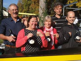 Die Nassoven-Ludwigshafener Crew