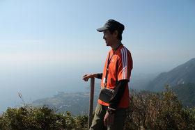 屋久島,白谷雲水峡,もののけの森,もののけ姫,ガイド,ツアー,太鼓岩,屋久島ガイド