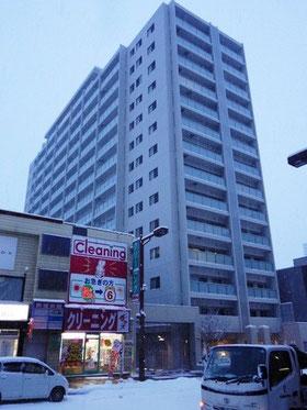 ≫札幌市西区琴似2条2-17(ブランズ琴似