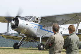 Antonov An-2 der Classic Wings (Foto: Rob de Man)
