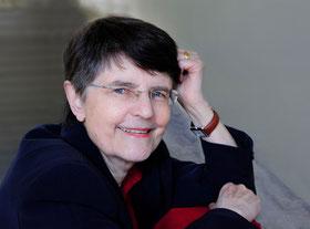Barbara Beuys, München, Mai 2014, Copyright: Isolde Ohlbaum, München