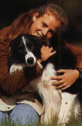 Das Foto ist zwar schon älter (1995), aber immer noch mein Liebstes. :) Photo is an older one (1995) but still my favourite. :)