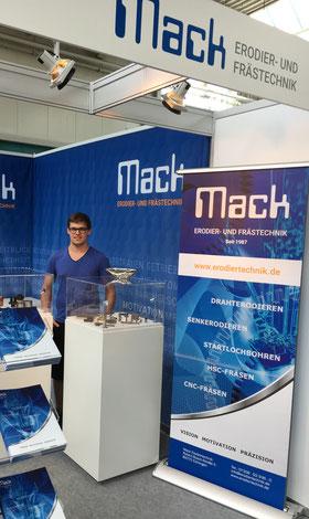 Vom 07. bis 08. Juni 2016 fand die wfb-Fachmesse für Werkzeug- und Formenbau in Augsburg statt.