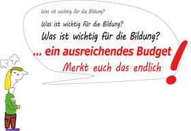 Fragen derUBG an die österreichischen Bildungspolitiker und -lobbyisten Bild:spagra
