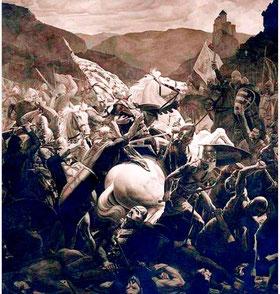 Boj na Gvozdu