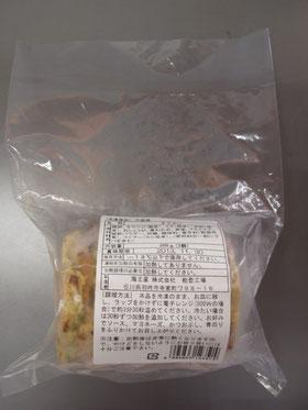 大阪焼き:包装形態