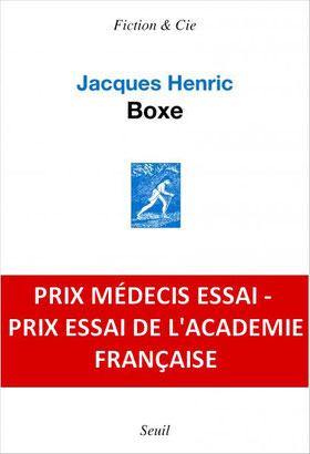 Jacques Henric. ©