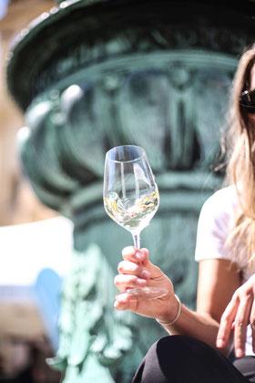 Weingenuiss in München mit Silvaner aus Franken