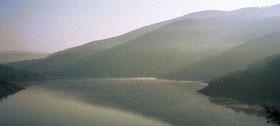 Hotel Gracanica, Pristina / Prishtina: lake of Badovc