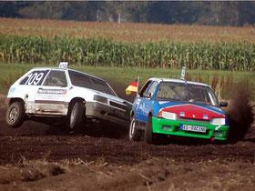 Die Klasse S seit 2009 (ab 2014 Klasse 1), NAVC-Nord Autocross ...