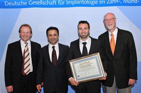 Dr. Niko Erhard , MSc.  Implantologe