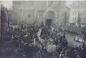 Benediktion 1908