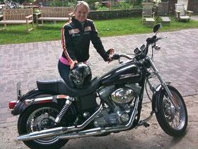 Harley fahren macht Fun!!