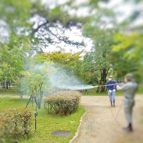 植木 庭木 予防 駆除 消毒