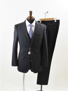 バーバリーブラックレーベルのスーツ買取り