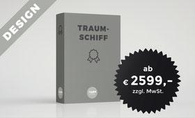 Jimdo Expert Stuttgart - Paket Traumschiff