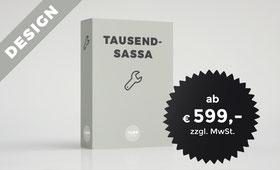 Jimdo Expert Stuttgart - Paket Tausendsassa