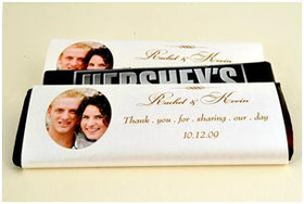 Custom Hershey Bar Wrapper