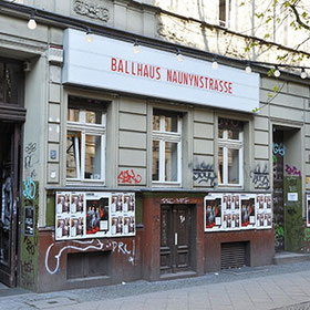 Top 5 theaters of Kreuzberg
