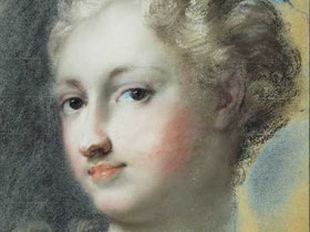 Pastello di Rosalba Carriera