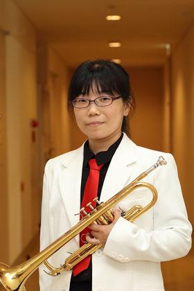 清水まるこ(Trumpet)