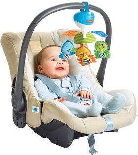 мобиль для новорожденных фото