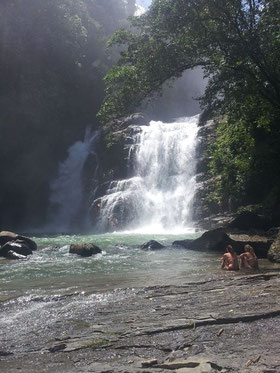 Nauyaca Waterfall Dominical