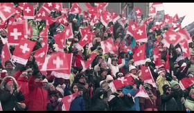 勝利に歓喜するスイスの人々(参考:https://www.youtube.com/watch?v=p1NXHWfgt_Q)