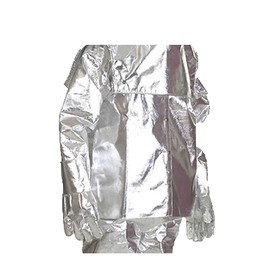 saco de bombero aluminizado, chaqueton de bombero aluminizado, saco de traje de bombero aluminizado, precio de chaqueton de bombero aluminizado, trajes de bombero aluminizados, traje de bombero plateado, traje de bombero de aproximacion aluminizado