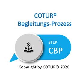 Leadershape by Cotur® - der Begleitung-Prozess - Transfersicherung