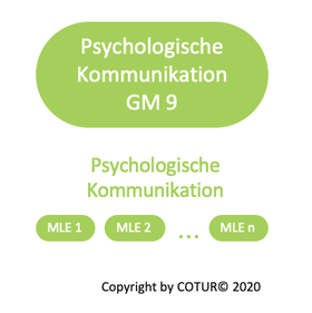 Leadershape by COTUR® - Psychologische  Kommunikation -  Grundlagen Management