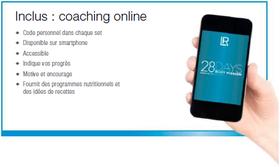 Le coach online comme App pour Smartphone ou Ordinateur avec Figuactiv Body Mission