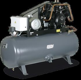 Druckluft Kompressor Effizient Sparsam Qualität