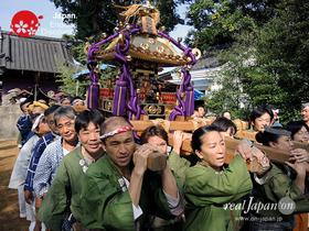 北小岩 八幡神社例大祭, 2016年10月2日, 江戸川区北小岩三谷八幡神社例大祭