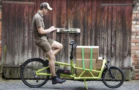 Lastenvelo Load hybrid von Riese & Müller