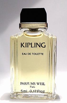 KIPLING - EAU DE TOILETTE POUR HOMME 5 ML : MINIATURE SEULE